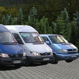minibuses and vans